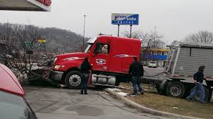 Golden Labrador Retriever Appears To Drive Semi Truck Across Road ... Siriusxms Road Dog Trucking Roaddogtrucking Twitter Terminal Tractor Wikipedia Curl Up Next To A Trucker In These Night Photos Of Rest Stops Wired Hayes Manufacturing Company About Insurance Radio Hosts With What You Should Know On Our Mats2018 Coverage Isn Back The Ice Lisa Kellys Return Ice Truckers