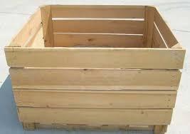 Wooden Crates Flats