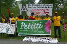 African American Cultural Garden Cleveland Marathon