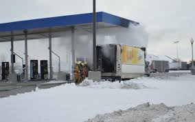 100 Snack Truck Truck Catches Fire At Grand Forks Gas Station INFORUM