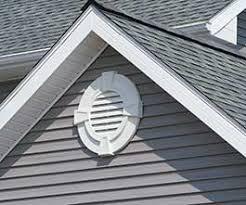 vinyl siding vents functional gable vents and louvers decorative