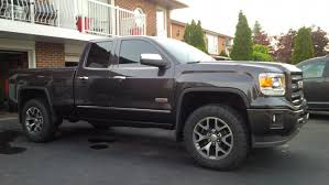 100 Chevy Truck Wheels And Tires Any Pics Of Leveled Truck W Stock Wheelstires 2014 2018