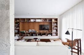 Modern Apartment Design By Architect Felipe Hess