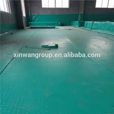 Fireproof And Waterproof Pvc Flooring Sheets For Workshop