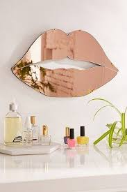 spiegel in lippenform outfitters lipform miroir