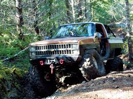 100 85 Chevy Truck Parts K5 Blazer Top Challenge 19 S