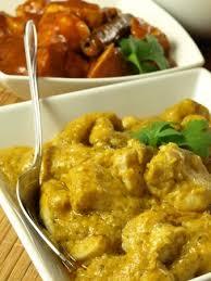 cuisine indienne poulet recette poulet korma indien facile et rapide