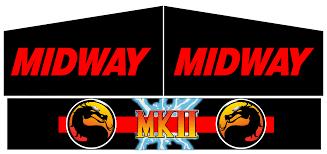 Mortal Kombat Arcade Cabinet Specs by Mortal Kombat 2 Art Resources Sega Made Bad Decisions