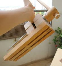 DIY 6 Wooden Bench Vise For 5