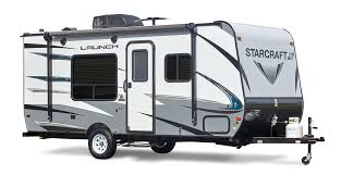 Launch Outfitter 7 This Large Travel Trailer