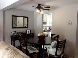 Kitchen Ceiling Fans With Bright Lights Unique Fan Amazing Dining Room Over