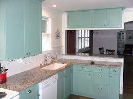 Teal Green Kitchen Cabinets by Cabinet Refinishing Kitchen Cabinet Refinishing Summit Cabinet