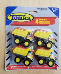 100 Tonka Truck Birthday Party 2006 Dump S Zipper Pulls Designware