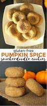 Pumpkin Cheesecake Snickerdoodles by Soft Baked Gluten Free Pumpkin Spice Snickerdoodles Recipe For Fall