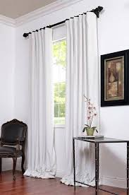 Room Darkening Curtain Liners by Grey And White Blackout Curtains U2013 Teawing Co