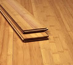 Moso Bamboo Flooring Cleaning by Carbonized Horizontal Flat Grain Bamboo Floor