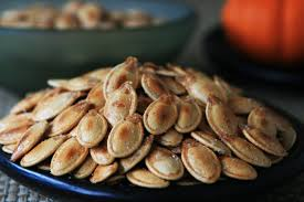 Roasted Hulled Pumpkin Seeds by Skillet Toasted Pumpkin Seeds Pots And Pans