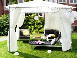 Patio Curtains Outdoor Idea by White Outdoor Gazebo Drapes Outdoor Gazebo Drapes Ideas U2013 Design