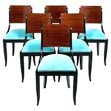 Art Deco Dining Chairs Large Size Of Chair Room Furniture For Sale Wing