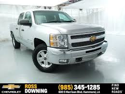 100 2012 Truck Of The Year Chevrolet Silverado 1500 For Sale In Hammond Used