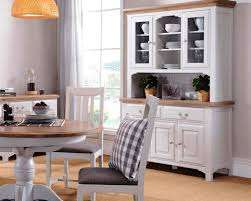 Image Of White Dining Room Hutches