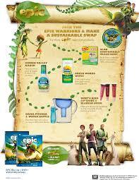 Brita Faucet Filter Replacement Walmart by Walmart To Launch U0027epic U0027 Green Initiative Around Fox Toon U2013 Variety