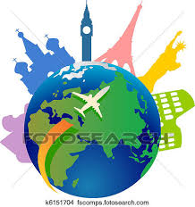 Superb World Travel Clipart 21 In Download Wallpaper With