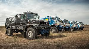 This Is Dakar's Fancy New Race Truck | Top Gear