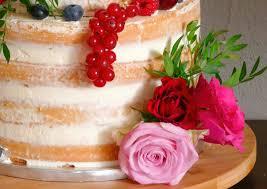 dörtes nackige hochzeitstorte the wedding cake