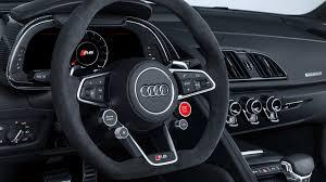 2017 Audi R8 V10 Performance Parts Interior Wallpaper