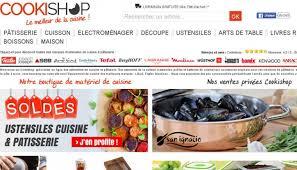 vente privee ustensiles cuisine cookishop ventes privées