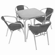 table chaise de jardin pas cher table et chaises de jardin pas cher inspirant images ensemble table