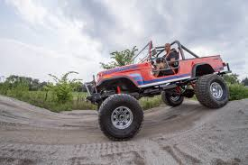 Mastering The Pick-Up Game: Ted Willing's 1982 Jeep Scrambler