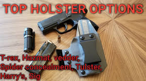 SIG P365 Holsters * T-REX ARMS * All The Holsters I ... Best Concealed Carry Holsters 2019 Handson Tested Vedder Lighttuck Iwb Holster 49 W Code Or 10 Off All Tulster Armslist For Saletrade Tulster Kydex Lightdraw Owb By Ohio Guns Deals Sw Mp 9 Compact 35 Holsters Stlthgear Usa Sgventcore Flex Hybrid Tuckable Adjustable Inside Waistband Made In Sig P365 Holstseriously Comfortable Harrys Use Bigjohnson For I Joined The Bandwagon Tier 1 Axis Slim Ccw Jt Distributing Jtdistributing Twitter