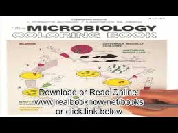 Interesting Ideas Microbiology Coloring Book The PDF
