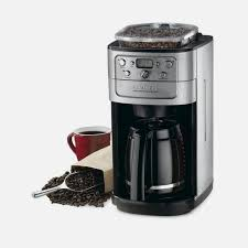 Burr Grind BrewTM 12 Cup Automatic Coffeemaker