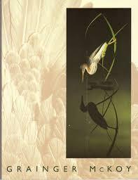 Bird Sculpture In Wood By Grainger McKoy Brandywine River Museum Exhibition Catalogue James Essay Catherine Hutchins Ed Kilgo Amazon Books