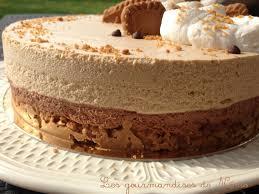 dessert pour 15 personnes entremet craquant speculoos et chocolat les gourmandises de némo