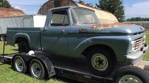 1963 Ford F100 For Sale Near Cadillac, Michigan 49601 - Classics ... 1963 Ford F100 Unibad Custom Pickup 4 Sale In Pflugerville Atx Car Econoline 5 Window V8 Disc Brakes Auto 9 Rear Affordable Classic For Today You Can Get Great F250 Red Truck Cab Unibody For Sale 1816177 Hemmings 1962 1885415 Motor News Blue Oval Trucks The United States Classiccarscom Cc1059994 Falcon Ranchero 1899653