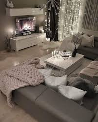 lieben dieses graue moderne und gemütliche wohnzimmer dekor