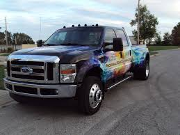 100 Wrapped Trucks Vehicle Wraps In Fort Worth TX