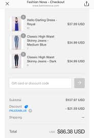 Fashion Nova Dress Discount Code Fashion Nova Instagram Shop Patterns Flows Fashion Nova Kiara How To Use Promo Code Free 100 Snapdeal Promo Codes Coupons 80 Off Aug 2324 Offers 2019 Get 50 Deals And Coupon Code Youtube Nova Coupons Codes Galaxy S5 Compare Deals 40off Aug This Viral Fashion Site Is Screwing Plussize Women In More Ways 20 Off W Shutterfly August Updated Free Shipping September 2018 Realm Royale Dress Discount Saddha 90