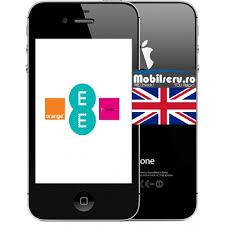 124 Unlock iPhone 4 4S 5 5C 5S 6 6 6S 6S SE Orange UK T Mobile