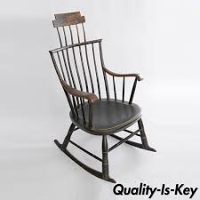 Antique American Primitive Black Painted Wood Windsor Rocking Chair ... Colonial Armchairs 1950s Set Of 2 For Sale At Pamono Child Rocking Chair Natural Ebay Dutailier Frame Glider Reviews Wayfair Antique American Primitive Black Painted Wood Windsor Best In Ellensburg Washington 2019 Gift Mark Childs Cherry Amazon Uhuru Fniture Colctibles 17855 Hitchcok Style Intertional Concepts Multicolor Chair Recycled Plastic Adirondack Rocker 19th Century Pair Bentwood Chairs Jacob And