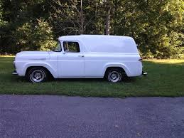 100 1960 Ford Panel Truck F100 For Sale ClassicCarscom CC891684