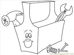 Construction Coloring Page Free Construction Coloring Pages
