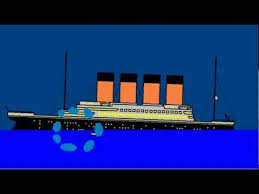 Titanic Sinking Animation National Geographic by Titanic Sinking Animation Download 55 Images Download Video