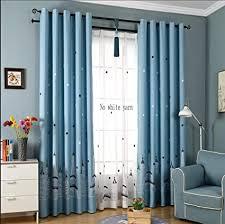 de kao0yan vorhang vorhänge gardinen wohnzimmer