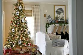 Balsam Hill Christmas Trees Complaints by Mini Christmas Tour Holly Mathis Interiors