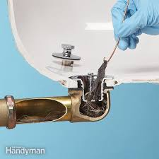 Diy Drano For Bathtub by How To Unclog A Shower Drain Without Chemicals Family Handyman